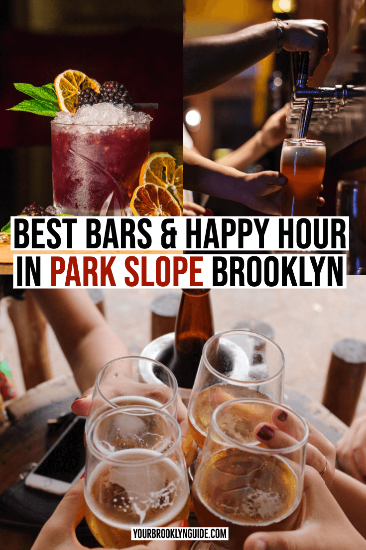 best bars in Park Slope