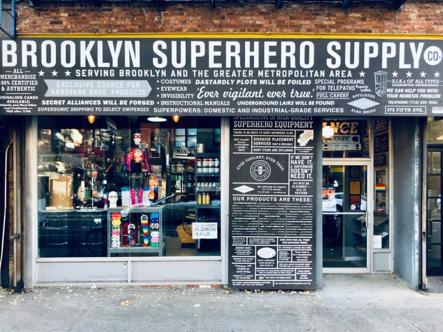 Brooklyn Superhero Supply Store