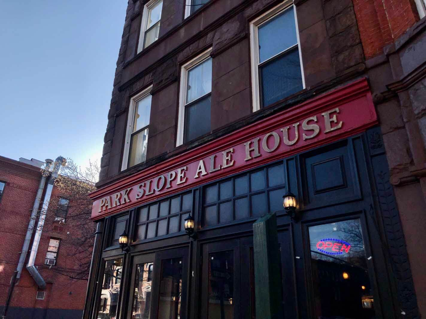 Park Slope Ale House in Brooklyn