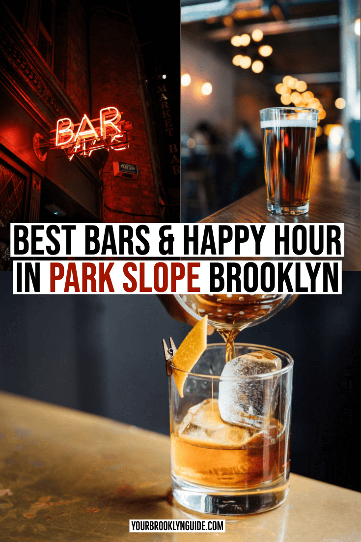Park Slope Happy Hour