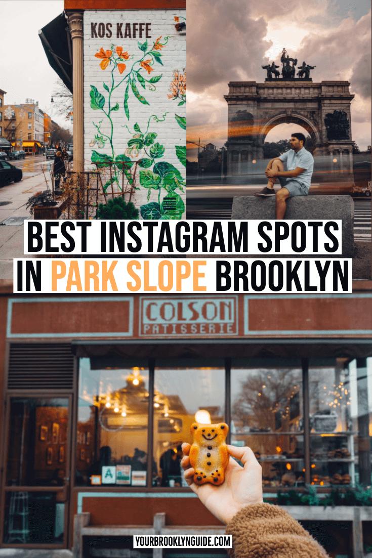 best Park Slope Instagram Spots