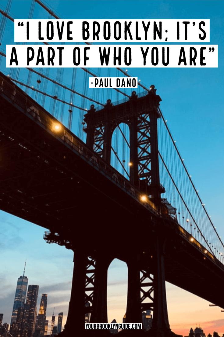 brooklyn bridge quotes