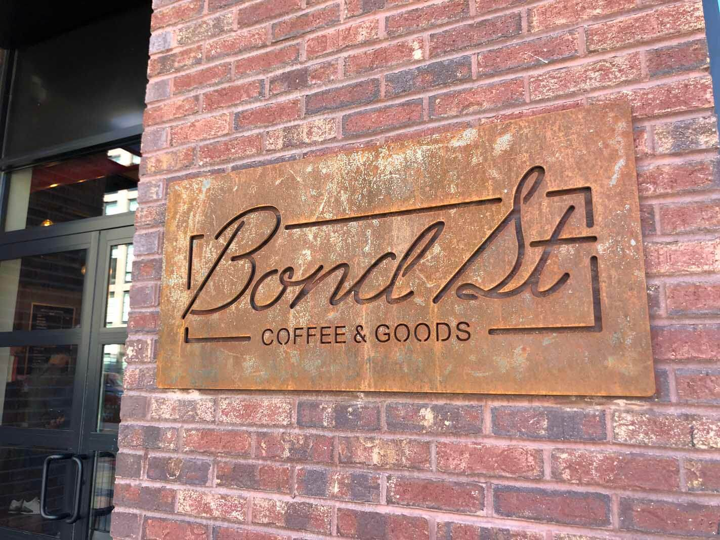 Bond Street Coffee and Goods in Gowanus