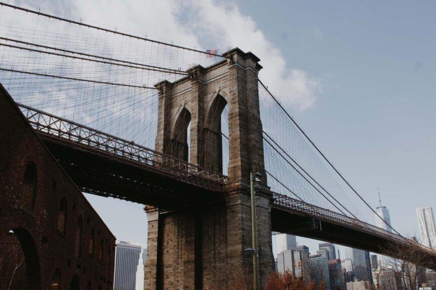 Brooklyn Bridge by Katie Hinkle