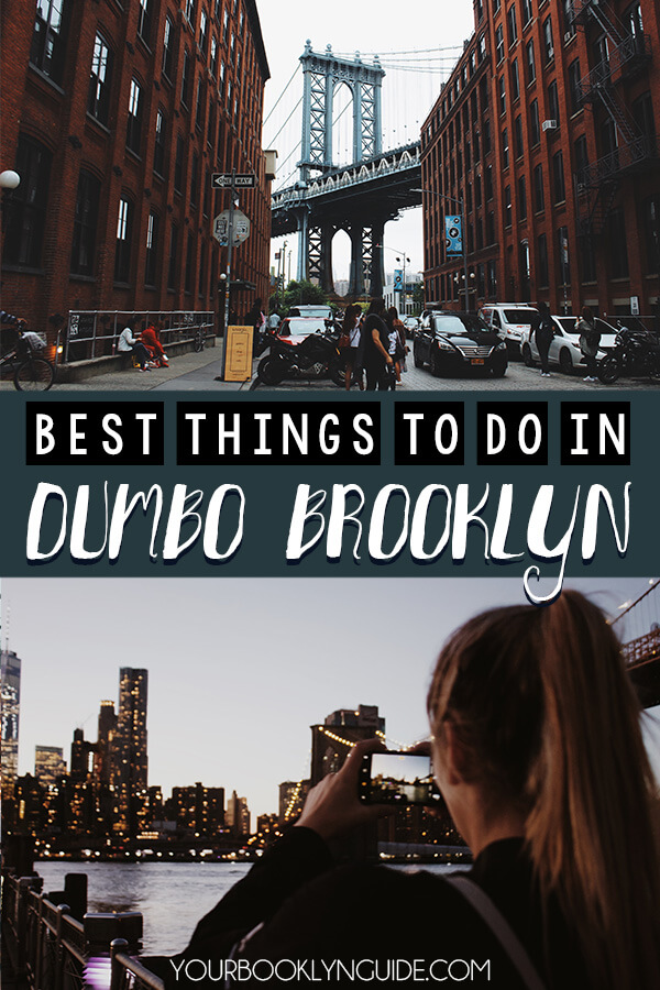 Things to do in DUMBO