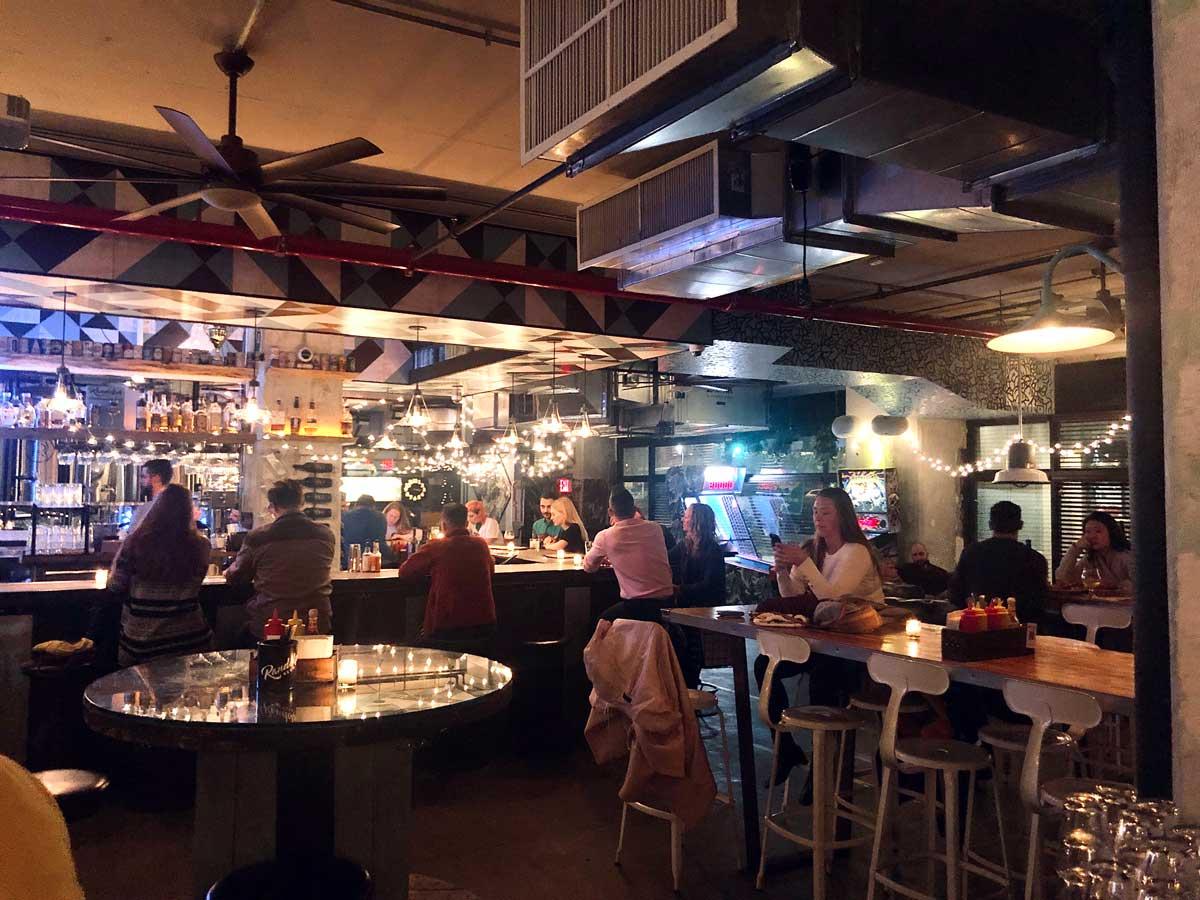 Randolph Beer DUMBO bar in Brooklyn