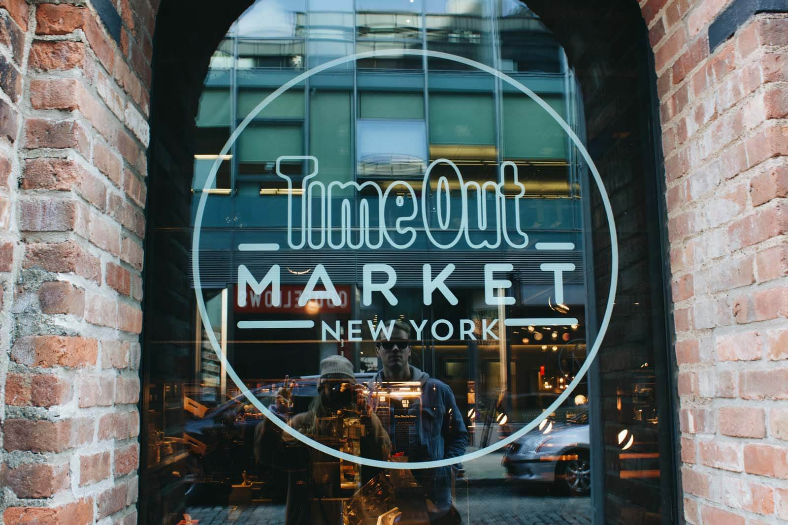 Timeout Market New York by Katie Hinkle