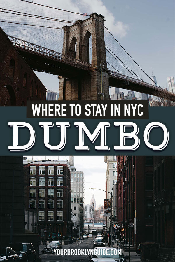 where to stay in DUMBO