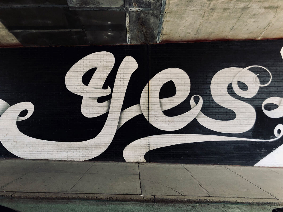 Yes-Mural-DUMBO-Walls-in-Brooklyn