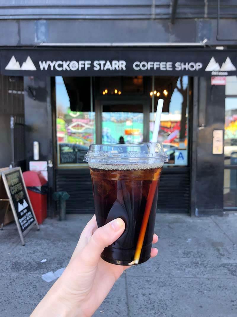 Wyckoff Star Coffee Shop