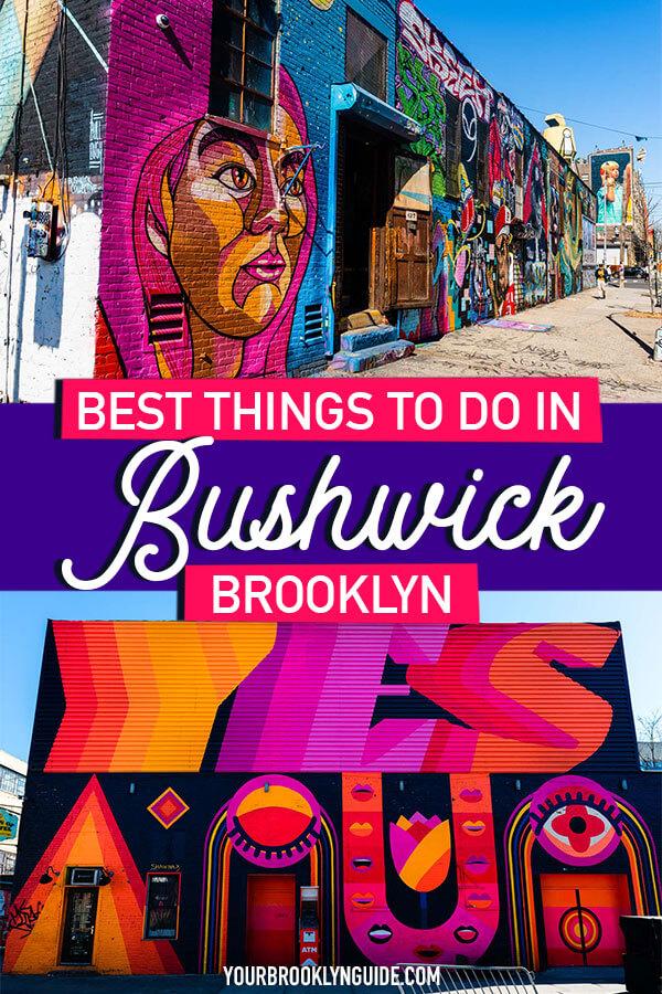 things to do in bushwick