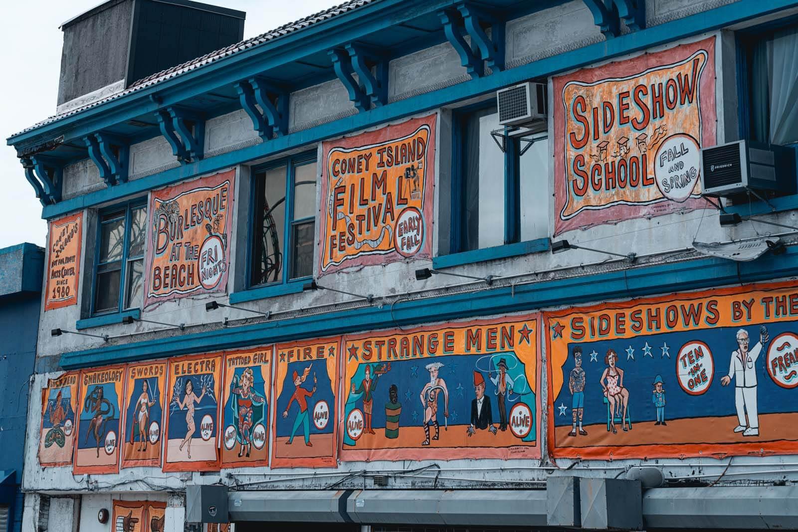 Coney Island Museum in Coney Island