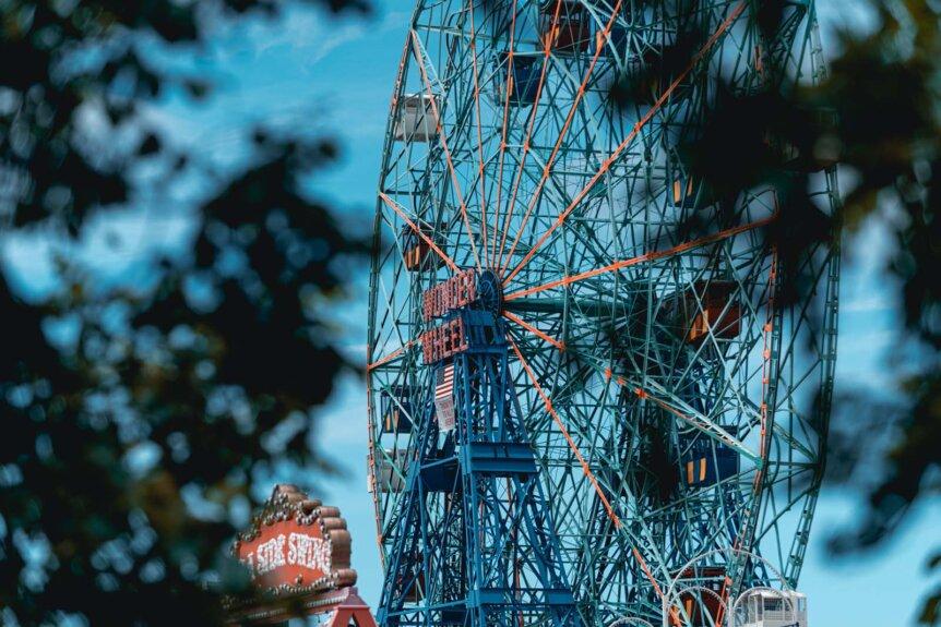 Denos Wonder Wheel at Coney Island