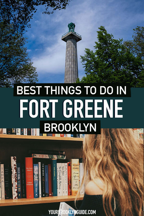 things to do in Fort Greene in Brooklyn guide