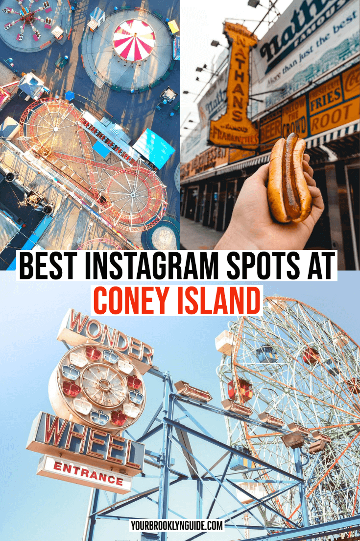 Coney Island photography