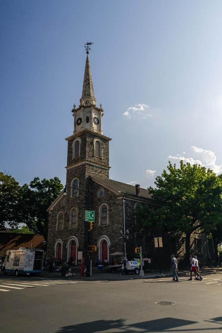 Flatbush Reformed Protestant Dutch Church