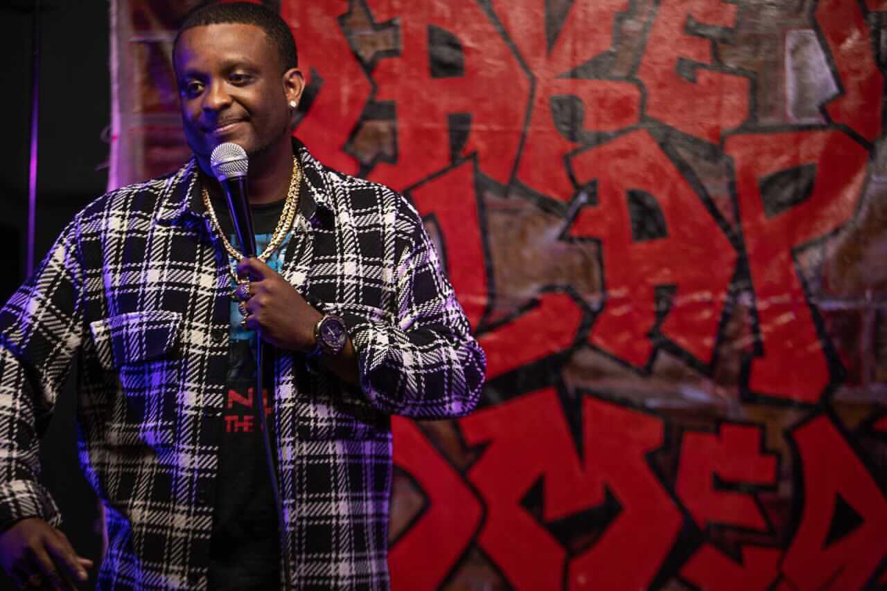 Matt Richards Make it Clap Comedy in Brooklyn
