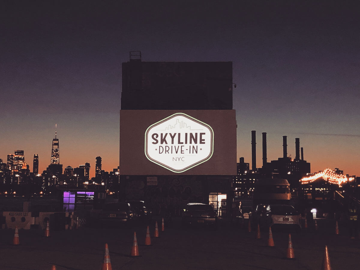 Skyline-Drive-In-NYC-in-Greenpoint-Brooklyn