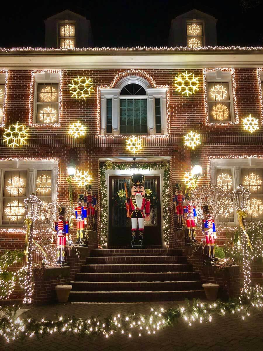 Nutcracker-Christmas-Decorations-in-Dyker-Heights-Brooklyn