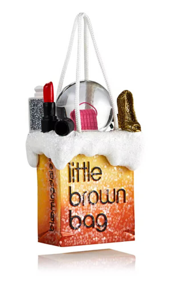 Bloomingdales-little-brown-bag-New-York-City-Christmas-ornament