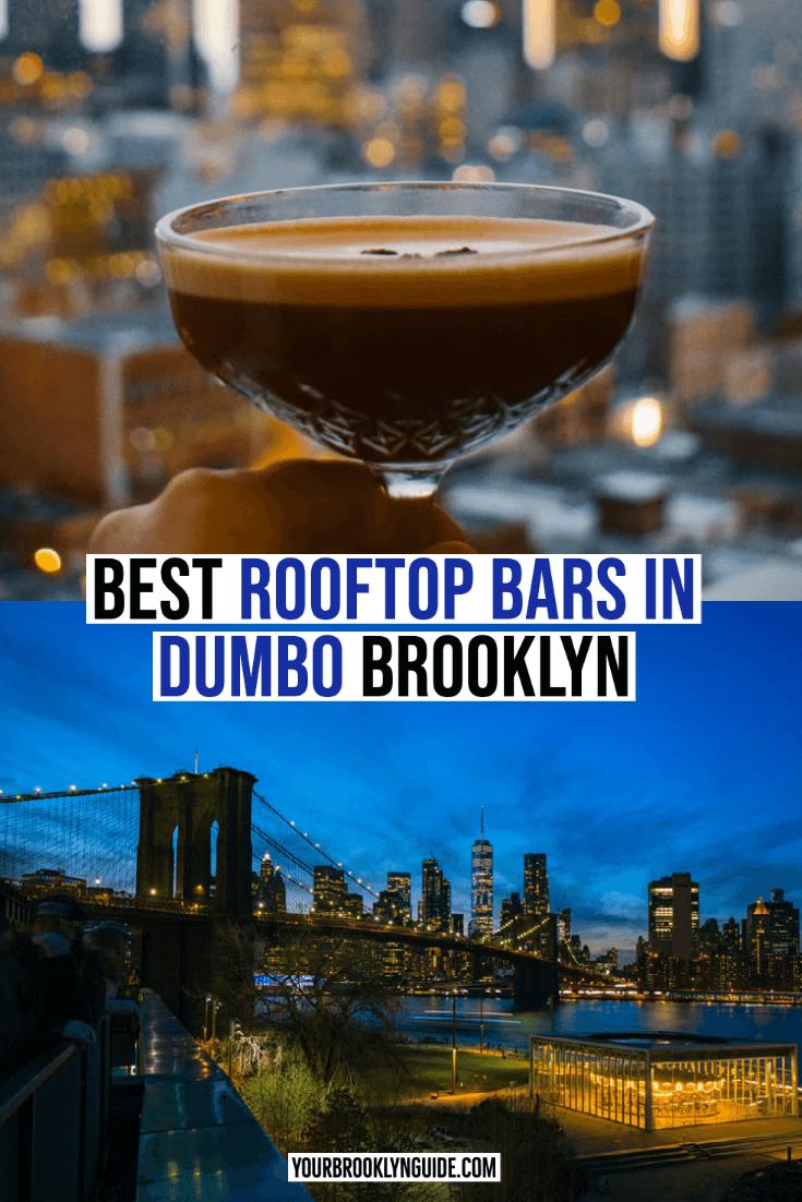 DUMBO rooftop bars