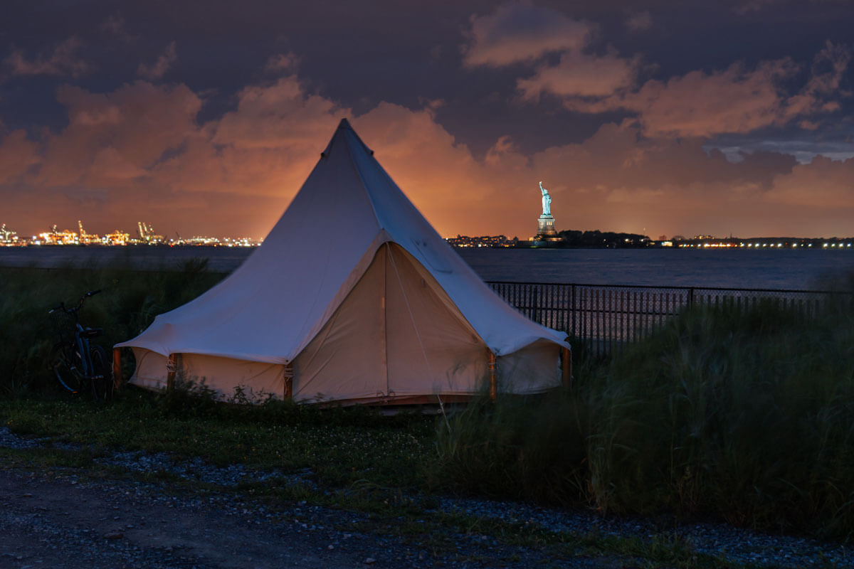 Governors-Island-Collective-Retreats-glamping-in-NYC