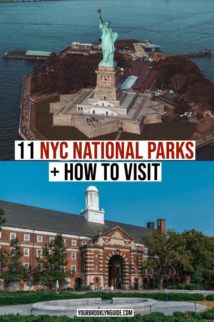 NEW YORK NATIONAL PARKS