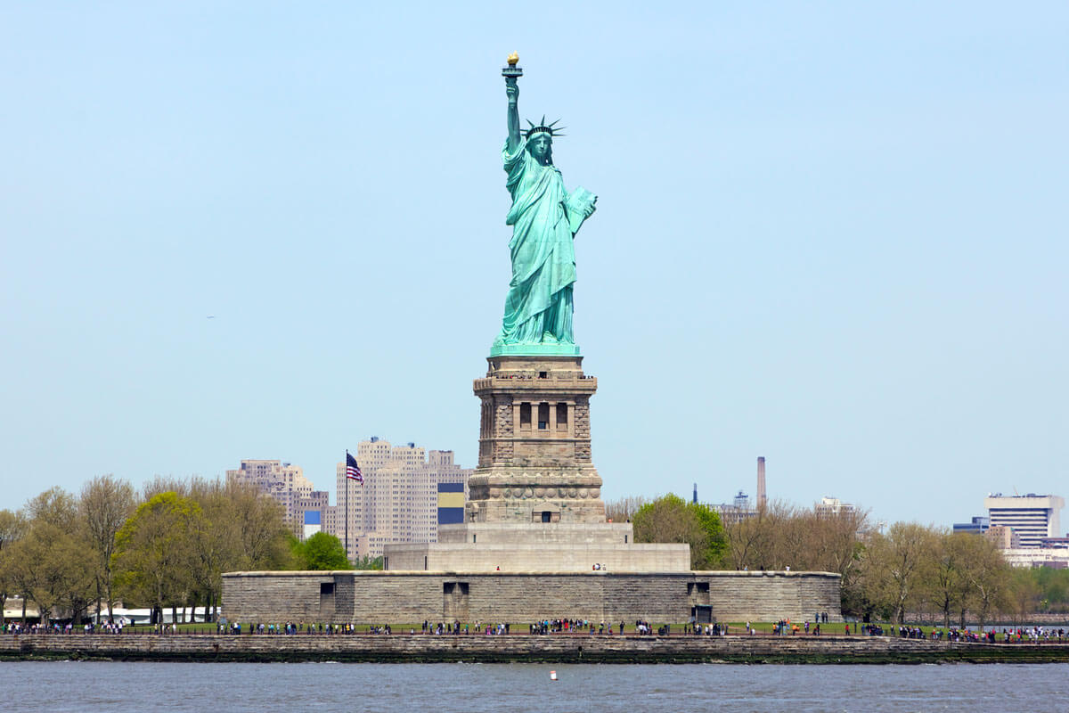 statue-of-liberty-and-Liberty-Island-in-NYC
