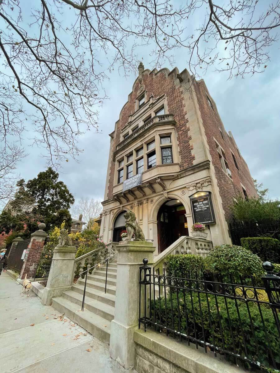 Brooklyn-Society-of-Ethical-Culture-at-Prospect-Park-West-and-Brooklyn-filming-location