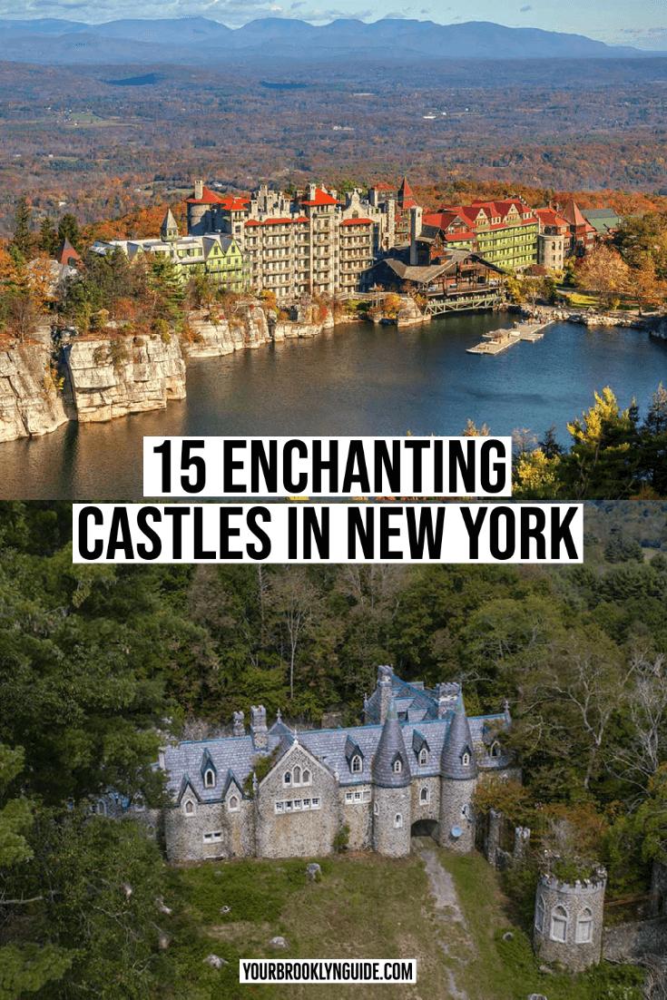 new york castles