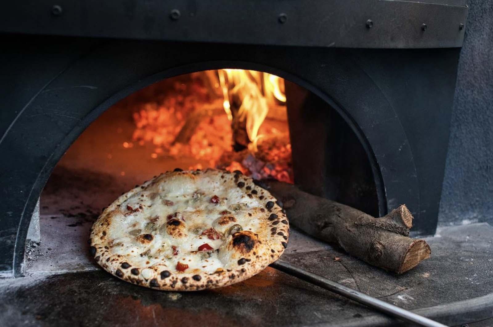 Coal Oven Pizza in Brooklyn
