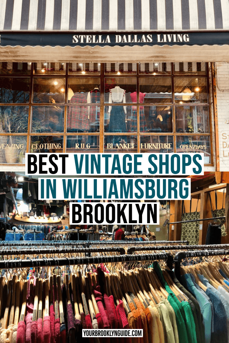 Best Williamsburg thrift shops in Brooklyn