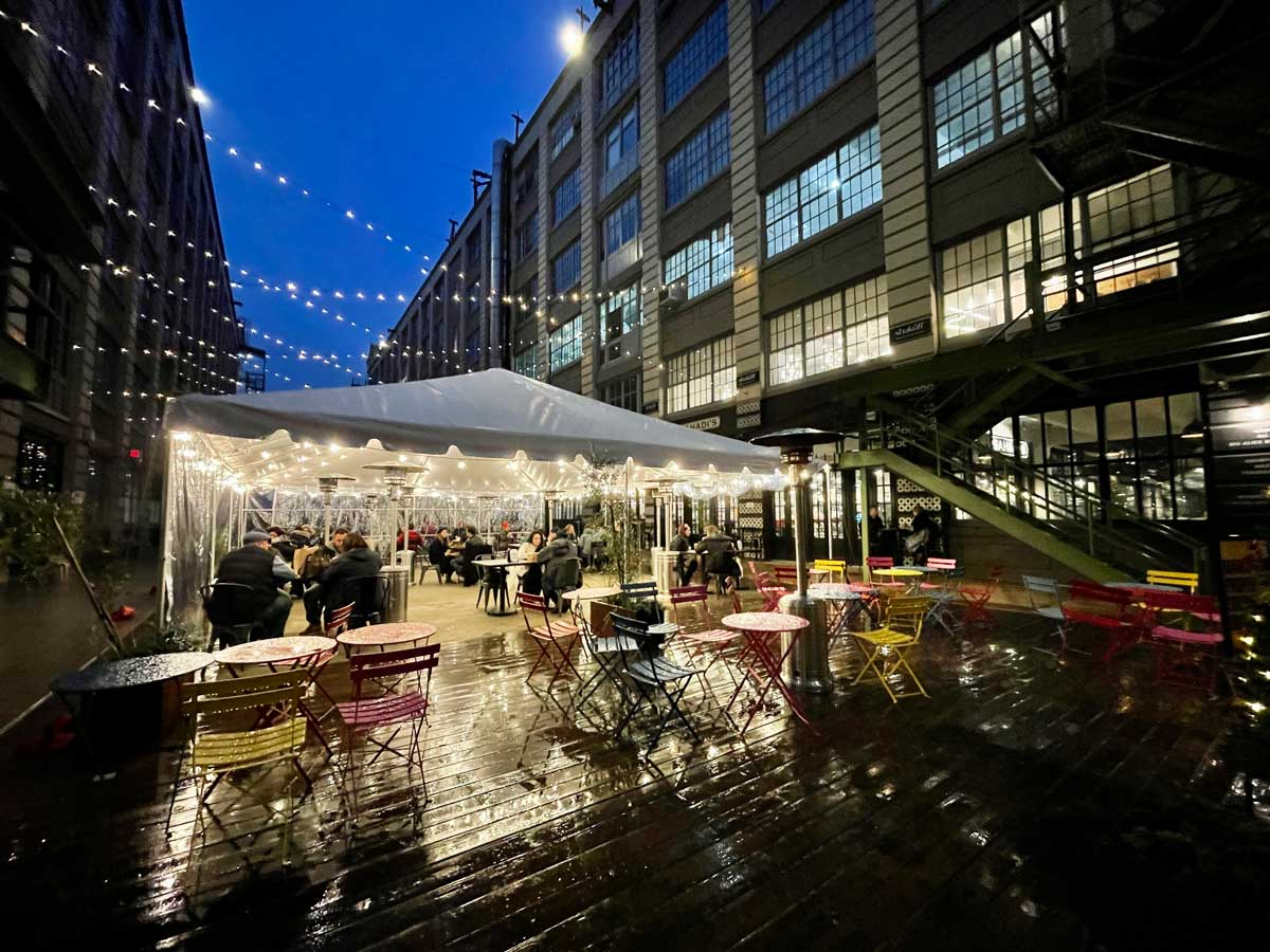 outdoor-heated-dining-area-at-Industry-City-in-Sunset-Park-Brooklyn