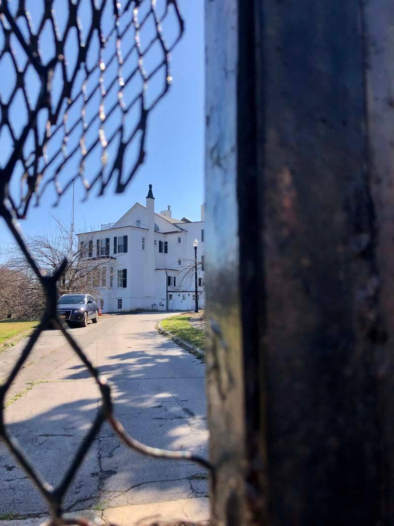 Commandants House in Vinegar Hill Brooklyn