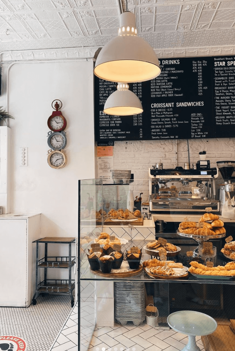 Black Star Bakery in Williamsburg Brooklyn by Quoffee Quest