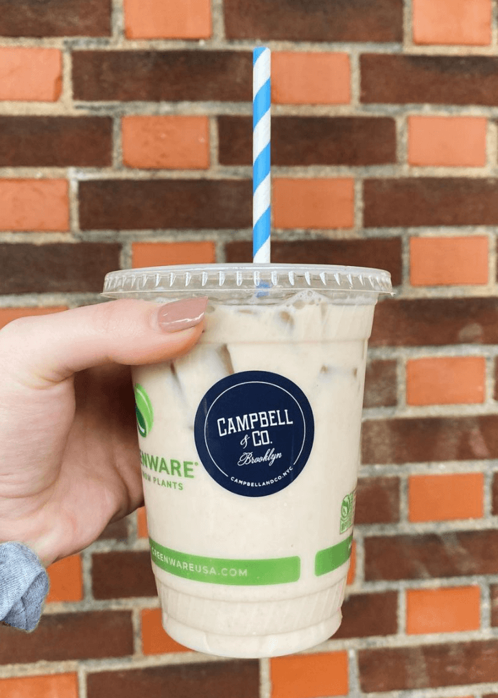 Campbell & Co. Coffee Shop in Williamsburg Brooklyn by Quoffee Quest