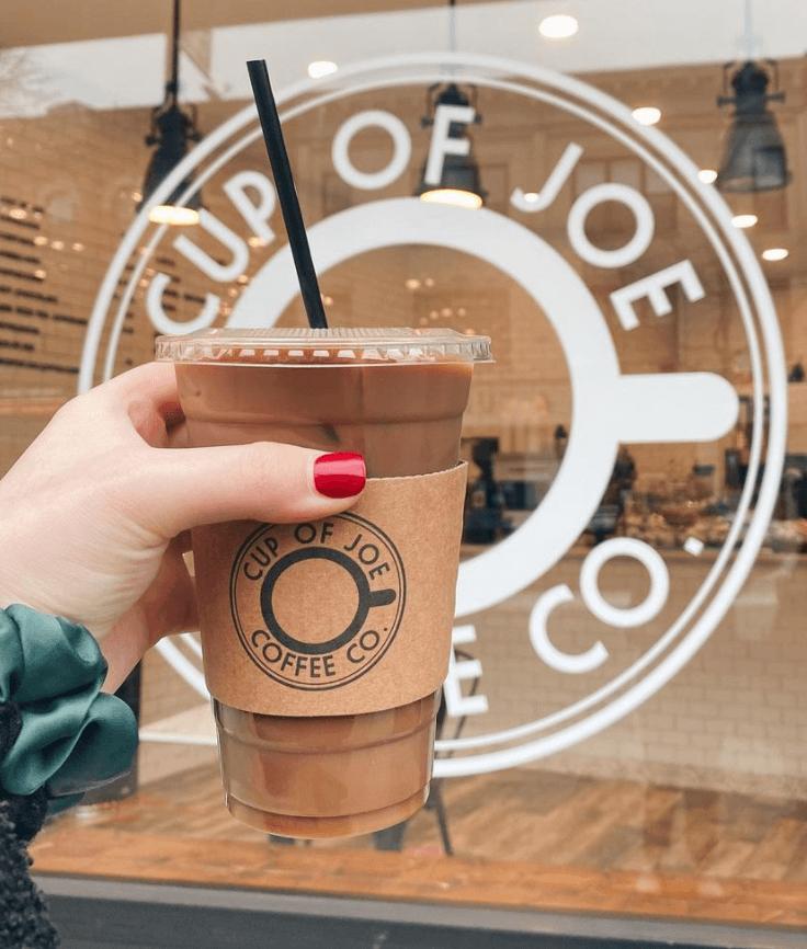 Cup of Joe Coffee Company in Dyker Heights Brooklyn