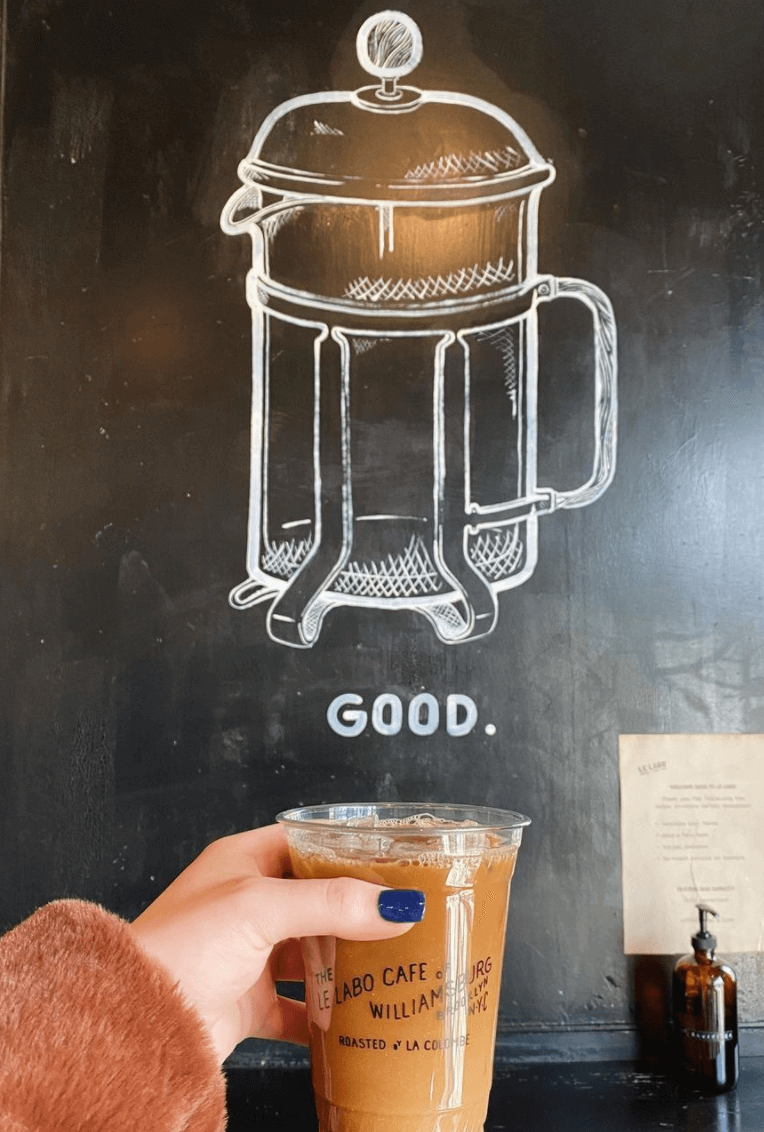 Le Labo Fragrances (Café) in Williamsburg Brooklyn by Quoffee Quest
