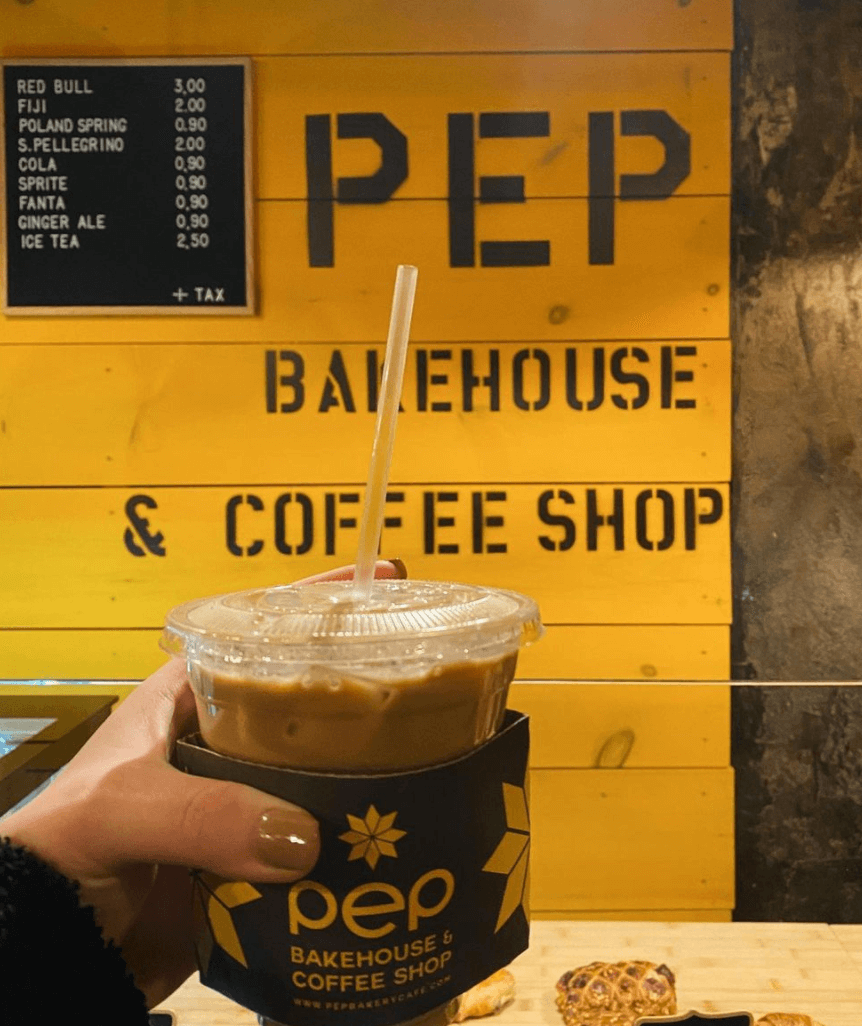 PEP Bakehouse and Coffee Shop in Brooklyn by Quoffee Quest