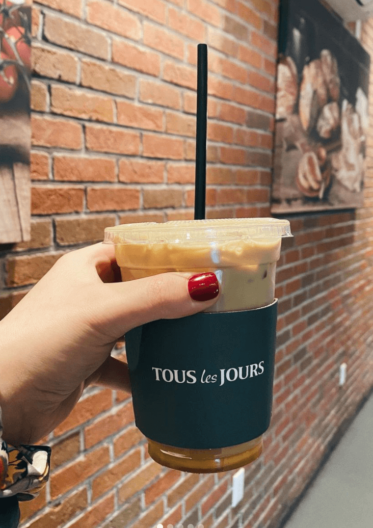 Tous les Jours cafe in Bensonhurst Brooklyn by Quoffee Quest