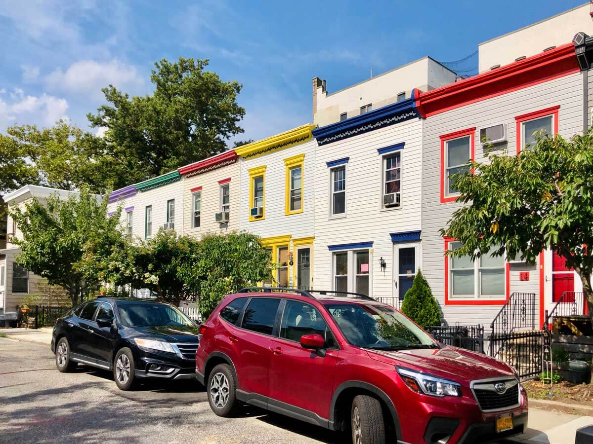rainbow-colored-homes-in-Windsor-Terrace-in-New-York-City