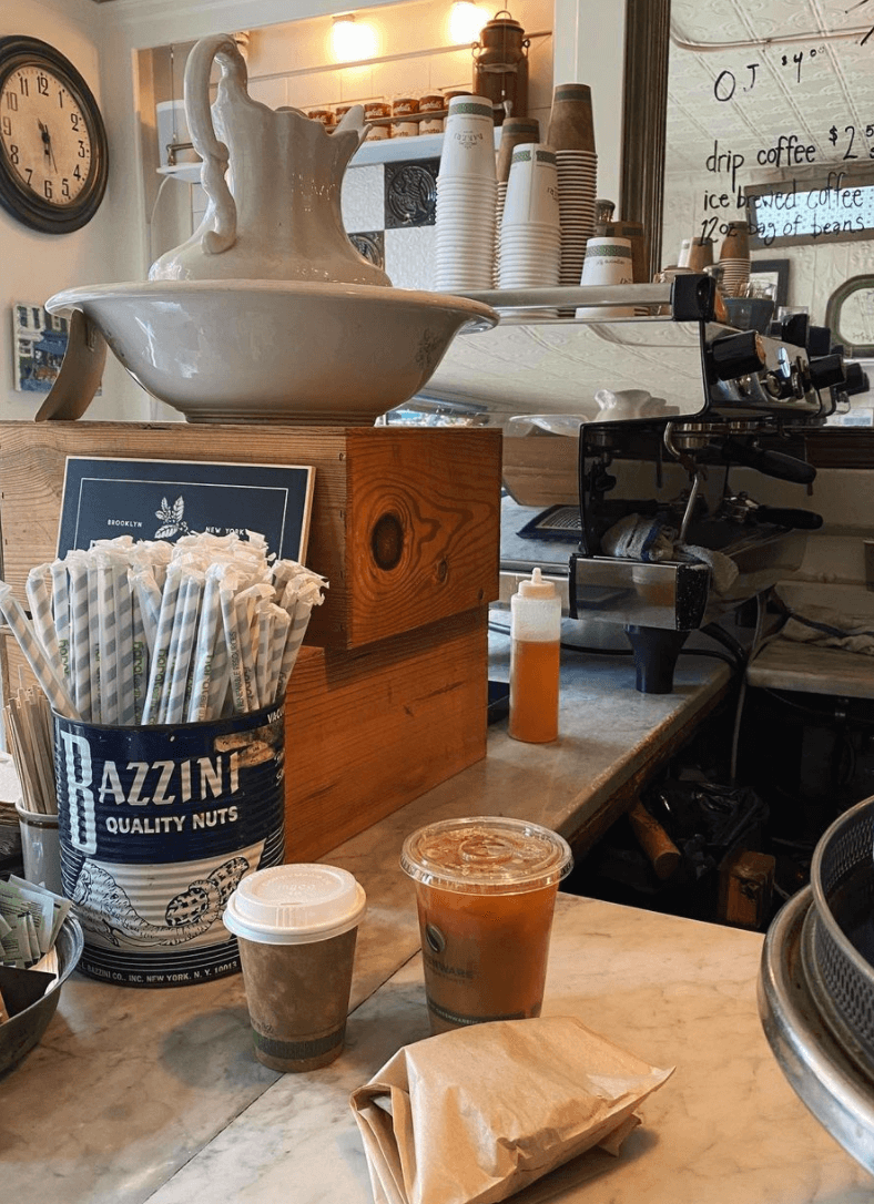 Bakeri coffee shop in Greenpoint by Quoffee Quest