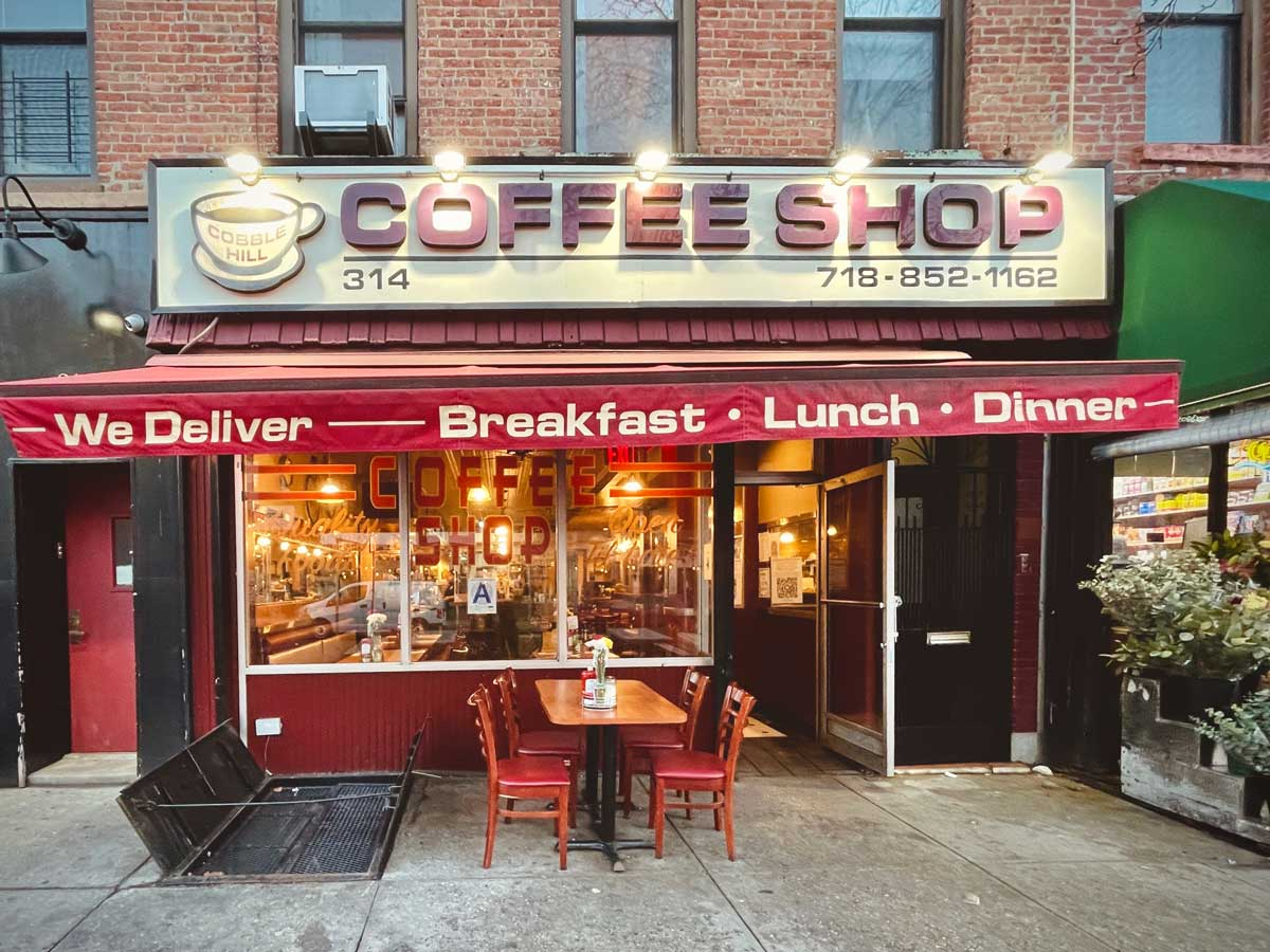 Cobble-Hill-coffee-shop-on-Court-Street-a-cute-diner-in-Brooklyn