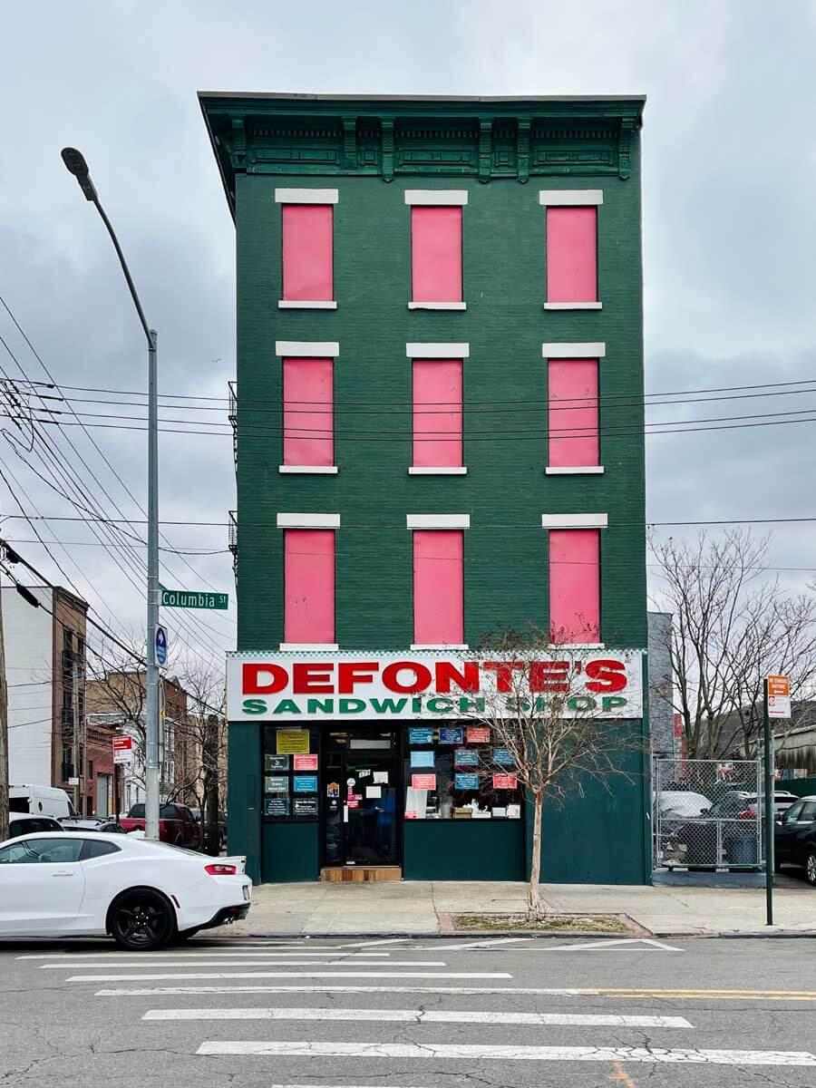 Defontes-Sandwich-shop-in-Red-Hook-Brooklyn