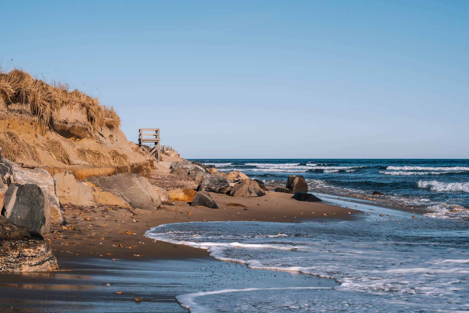 Gorgeous Beach in Montauk NY