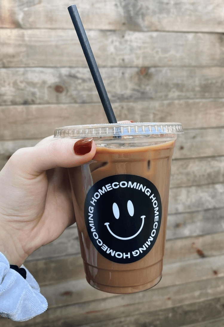Homecoming coffee shop in Greenpoint Brooklyn by quoffee quest