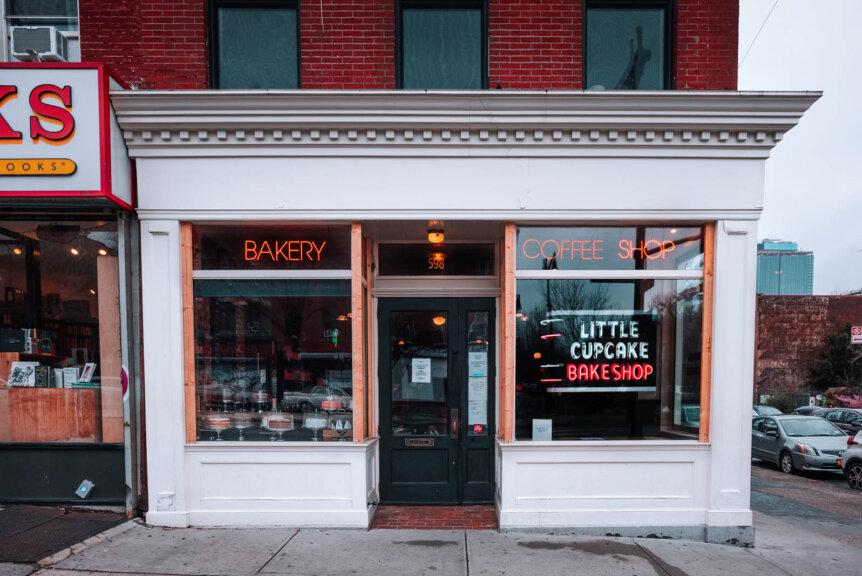 Little Cupcake Bakeshop in Prospect Heights Brooklyn