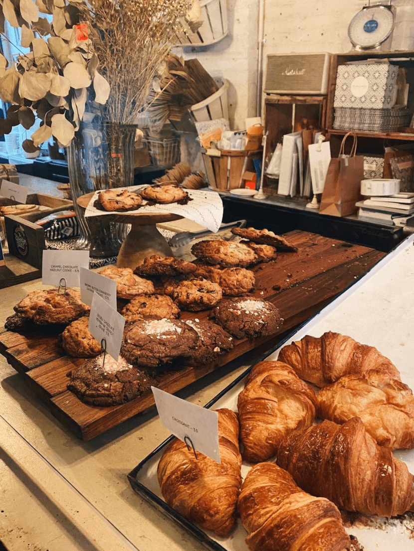 Maman coffee in Greenpoint Brooklyn by Quoffee Quest