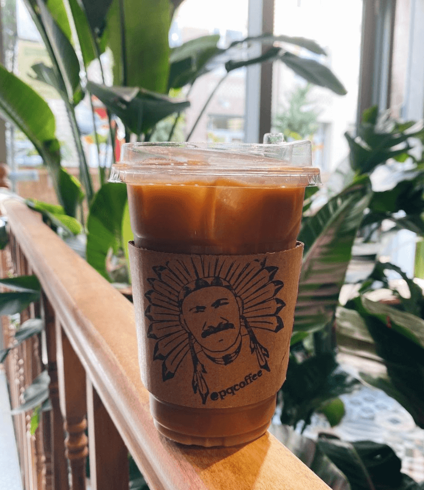 Pueblo Querido Coffee Roasters Café de Colombia in Greenpoint Brooklyn by Quoffee Quest