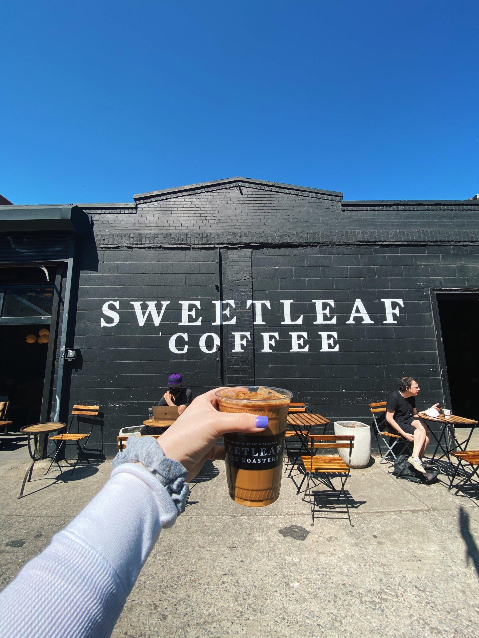 Sweetleaf Coffee Roasters in Greenpoint Brooklyn by Quoffee Quest